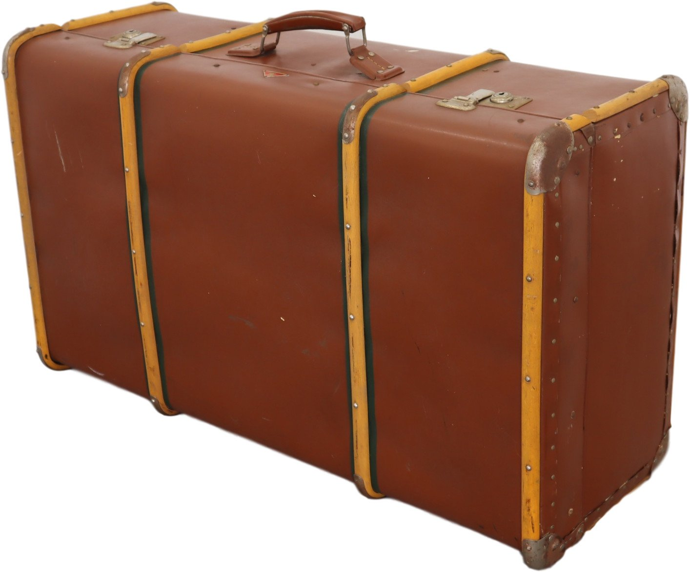Suitcase, Lohmann, Germany, 1940s