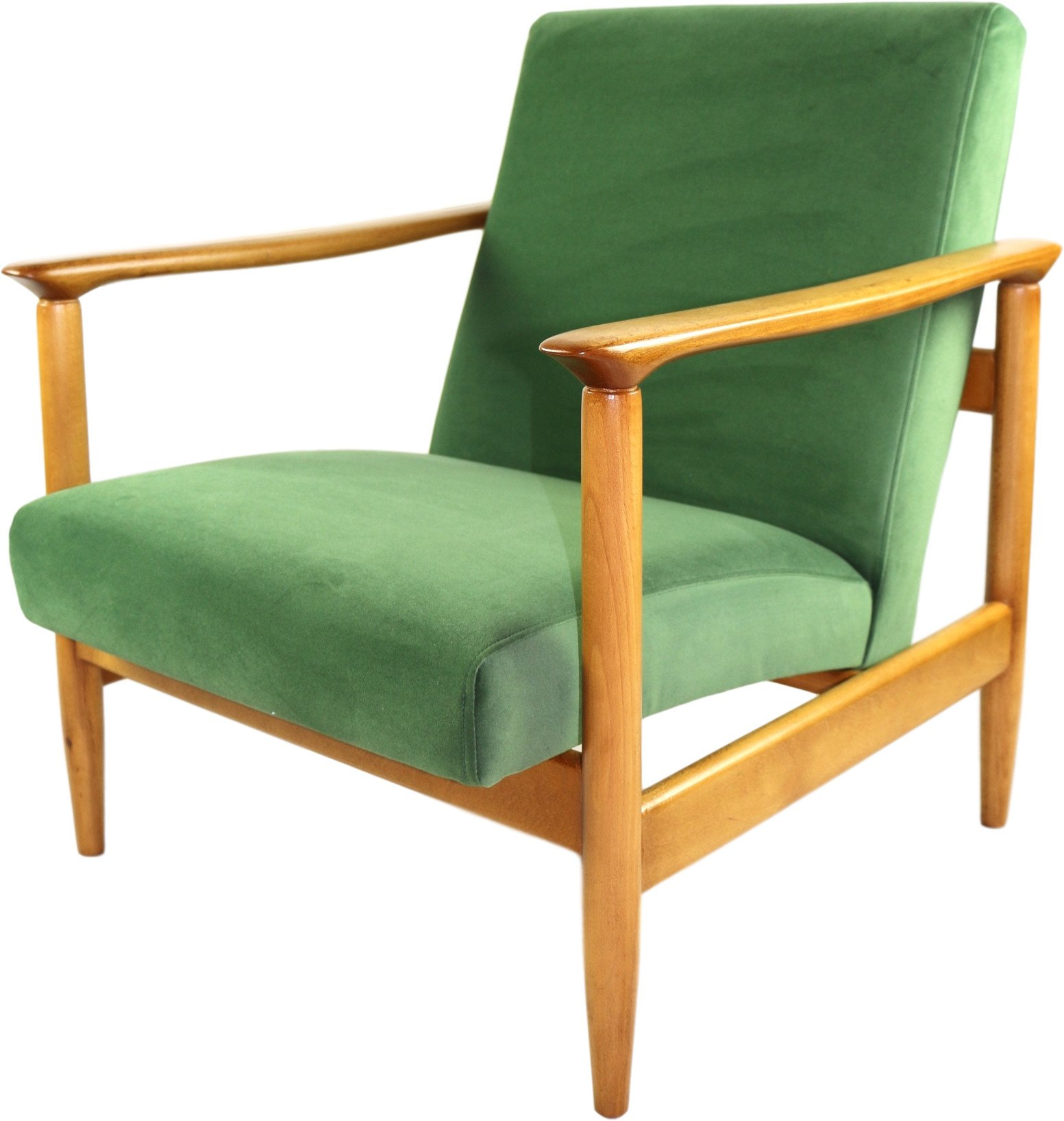 GFM-142 Armchair by E. Homa, Poland, 1970s
