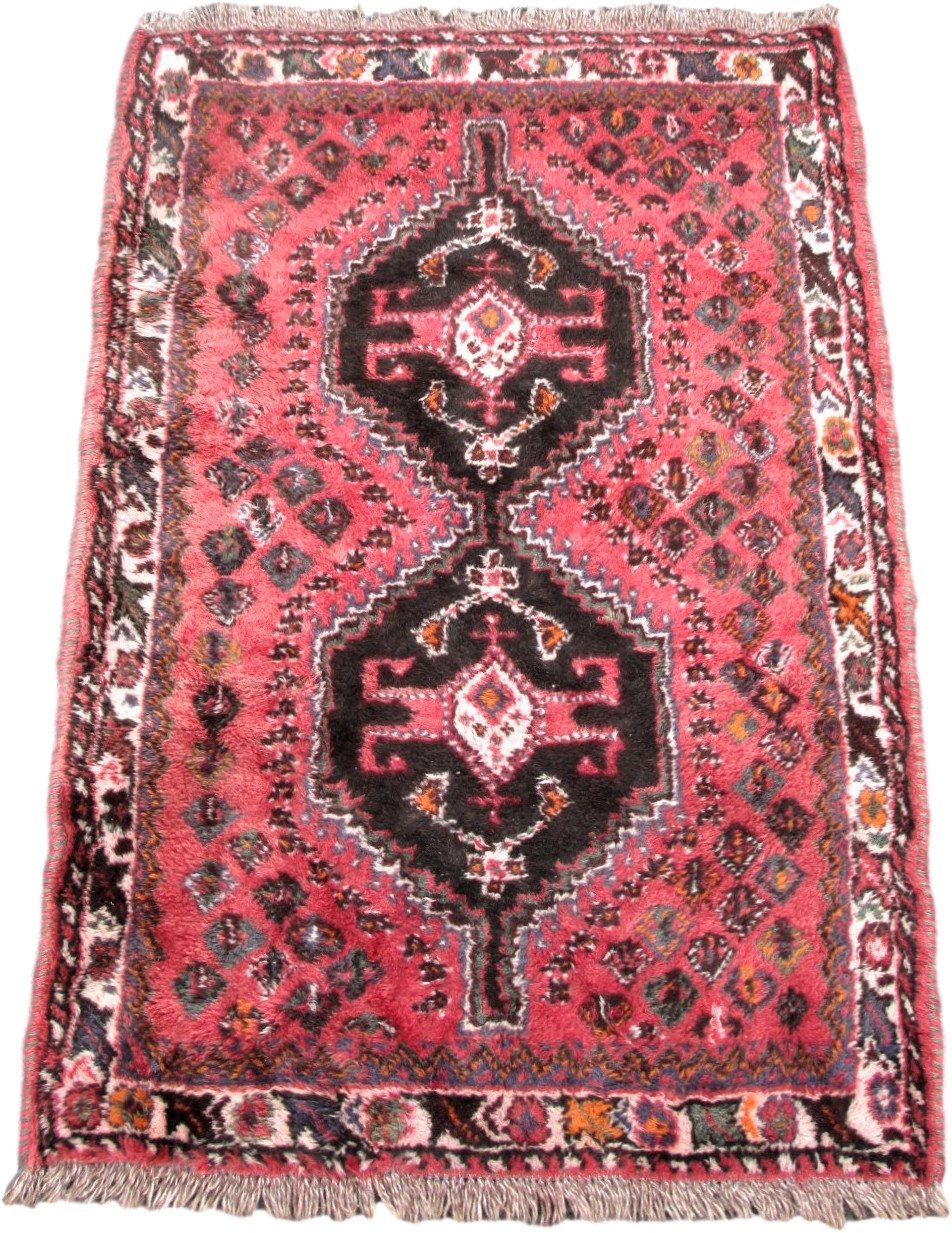 Carpet 127x82, Syrian Arab Republic, 1960s