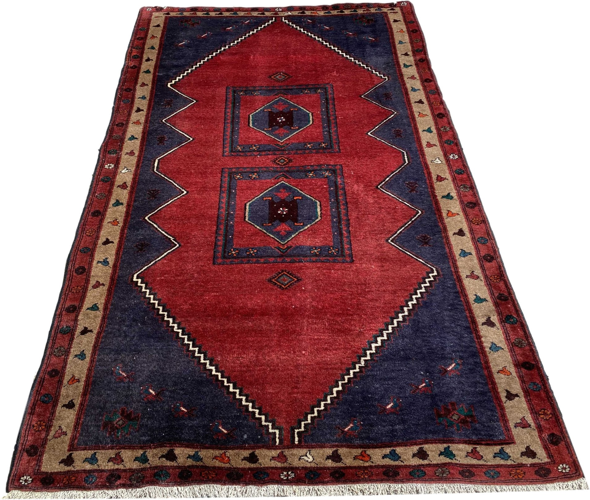 Carpet 152x250, Iran, 1930s