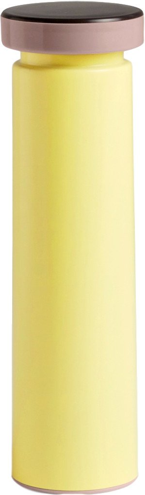 Salt&Pepper Mill M Yellow by G. Sowden for HAY