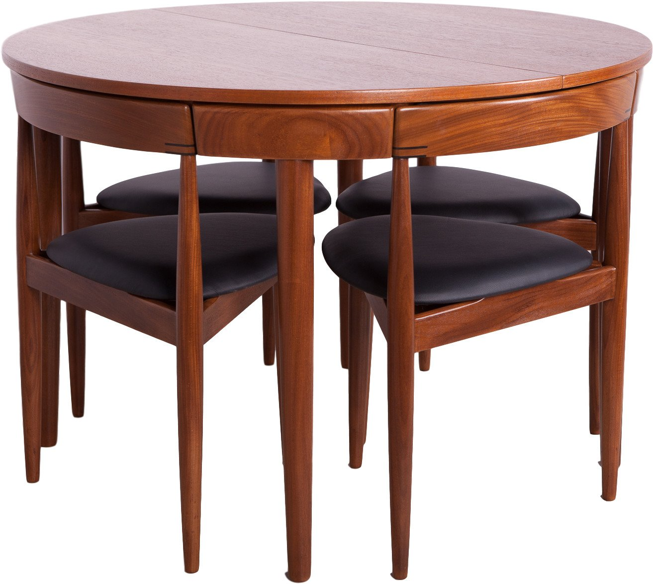 Dining Set by H. Olsen for Frem Røjle, Denmark, 1950s