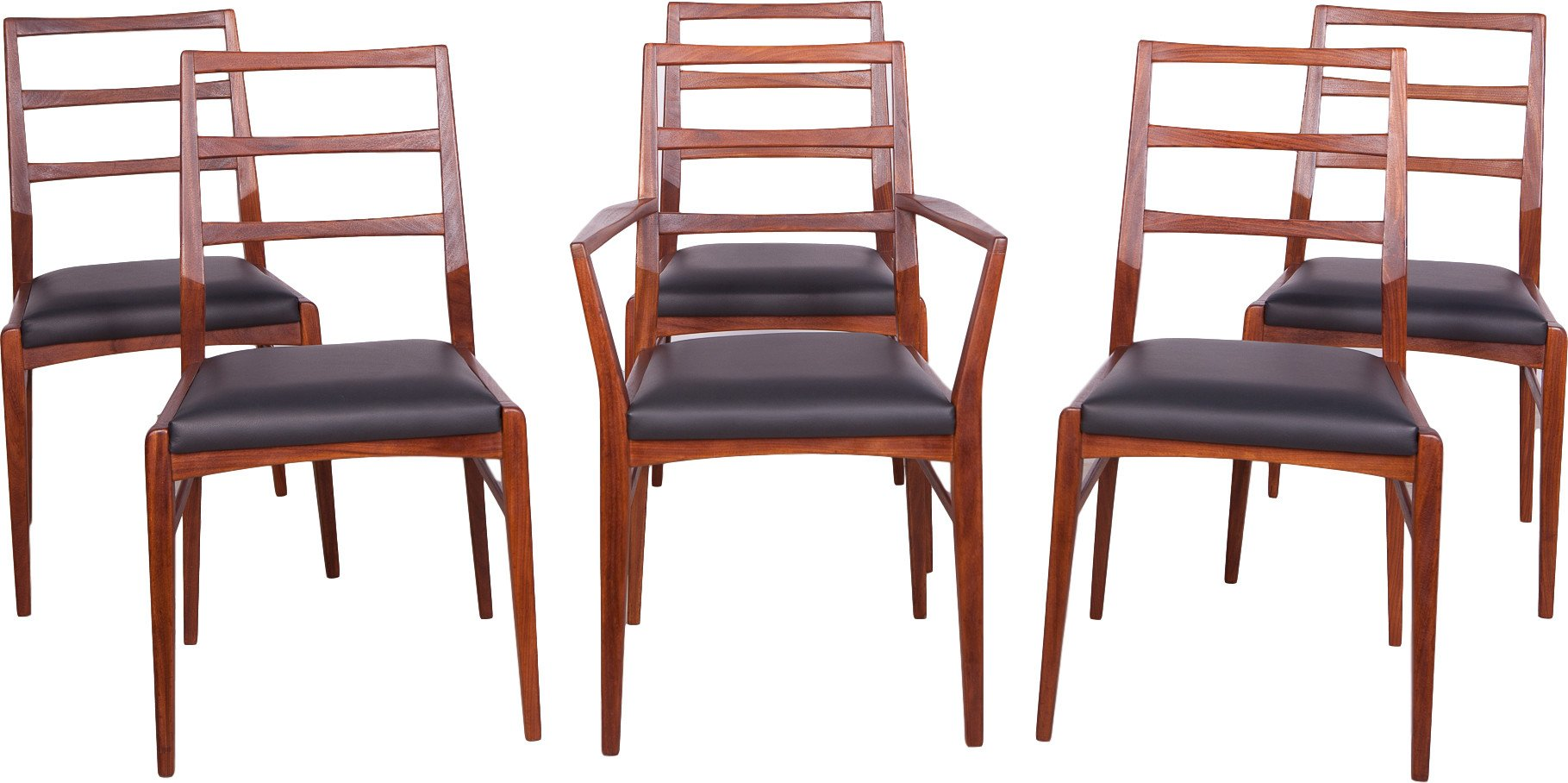 Set of Six Chairs, United Kingdom, 1960s