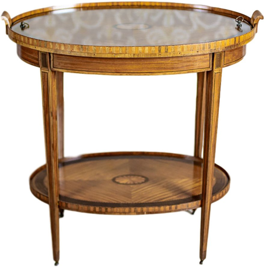 Side Table, 19th C.