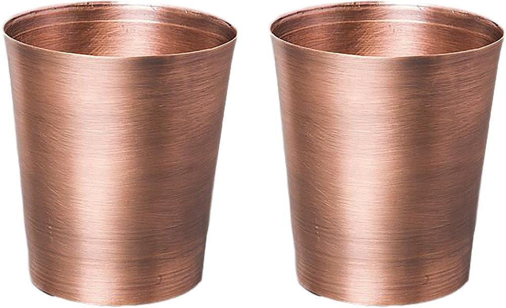 Pair of Mangal Copper Cups 210 ml, Urban Nature Culture