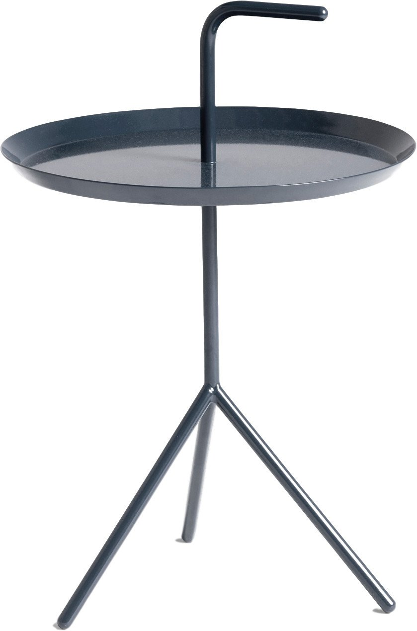 DLM Side Table Deep Blue by T. Bentzen for HAY