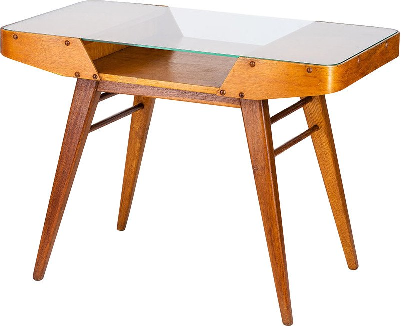 Coffee Table by F. Jirák, Czechoslovakia, 1950s