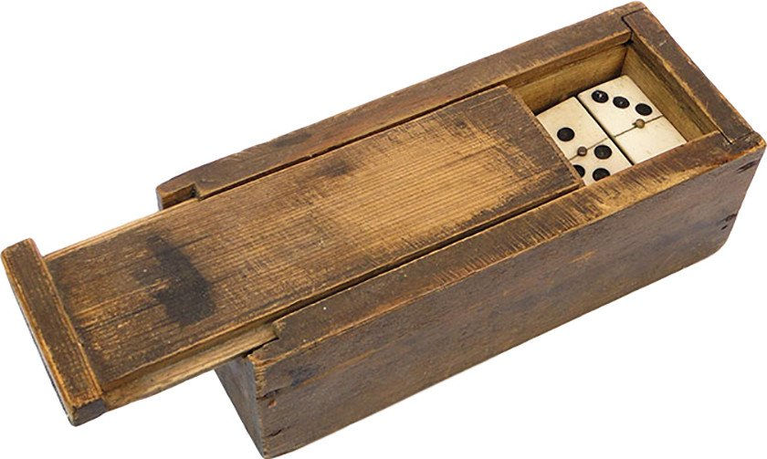 Set of Domino in a Box, 1920s