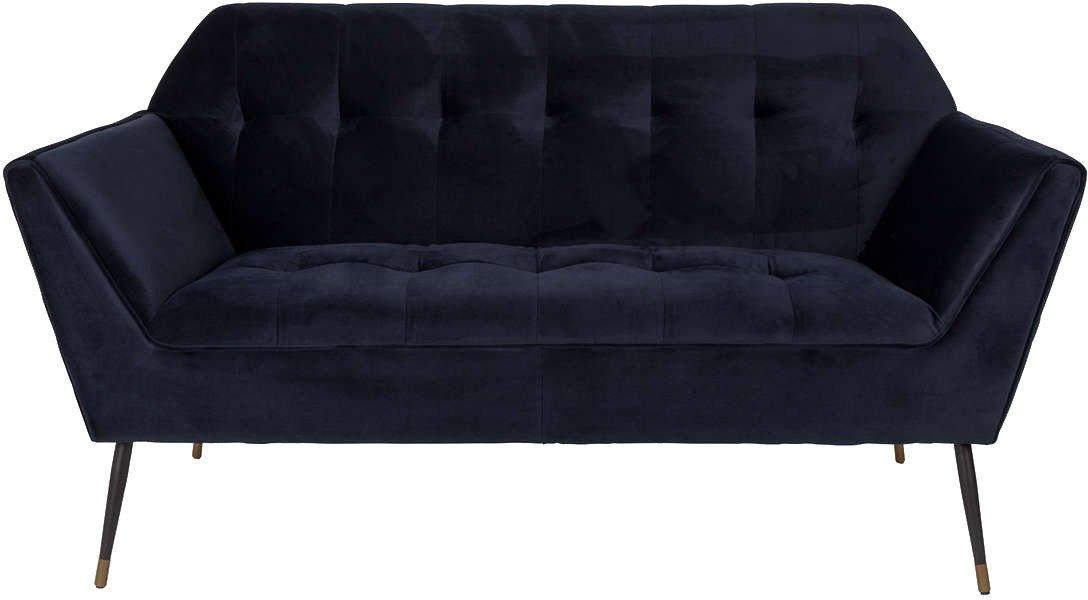Kate Sofa Deep Blue, Dutch Bone
