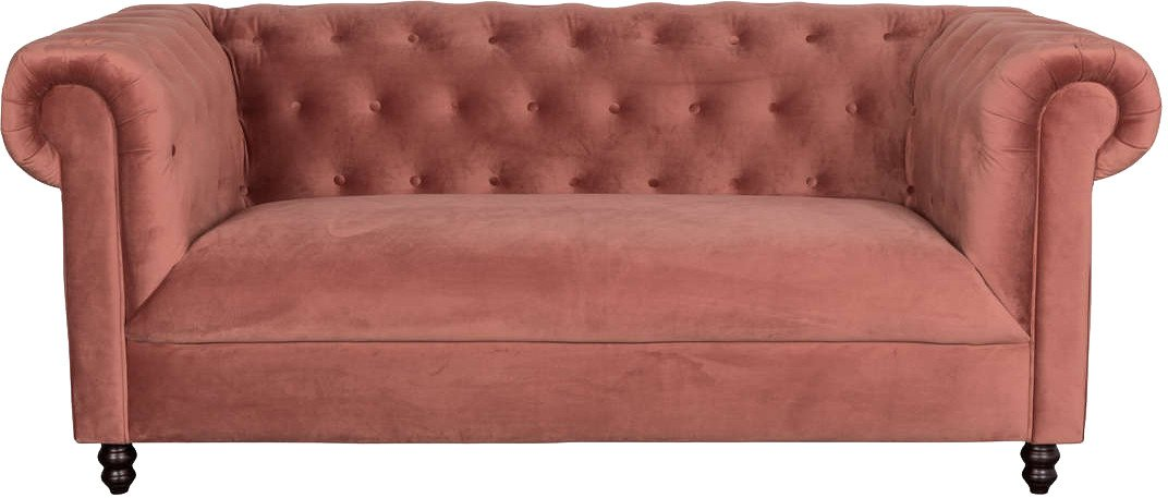 Sofa Chester różowa, Dutch Bone