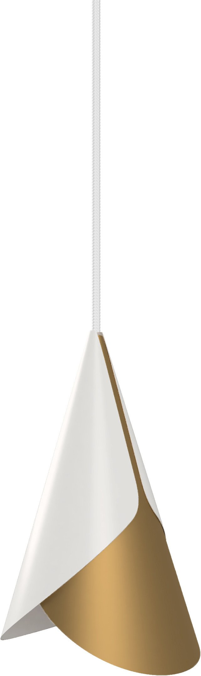 Cornet Lamp Shade White by J. J. Würtzen for UMAGE - 495570 - photo