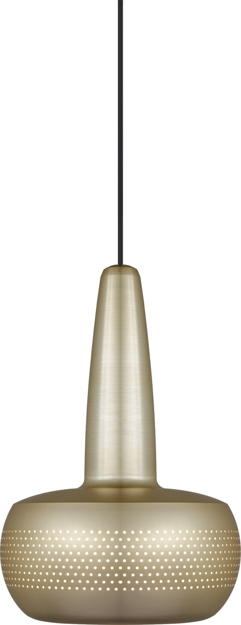Clava Lamp Shade Brushed Brass by S. R. Christensen for UMAGE - 495660 - photo
