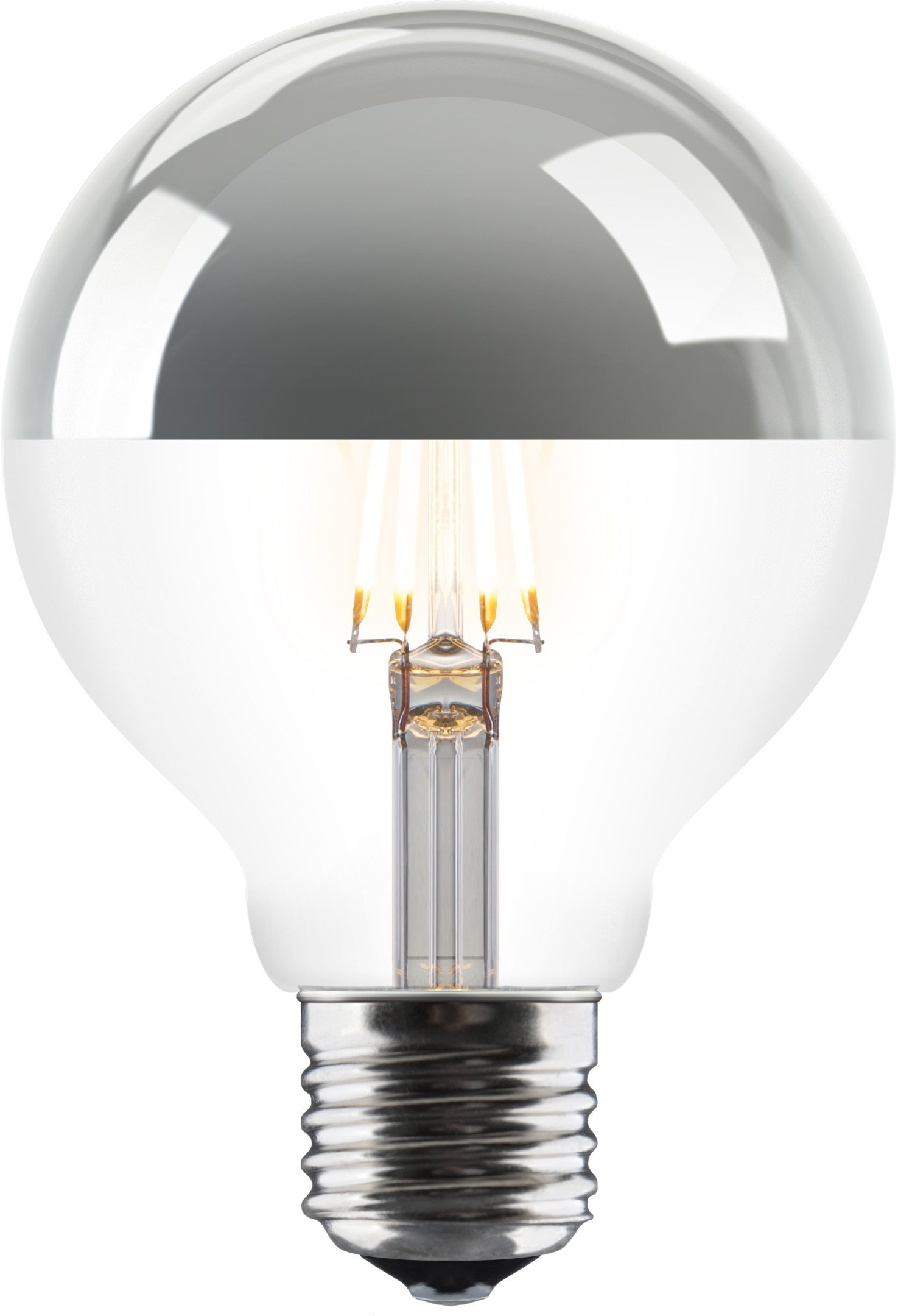 Idea Mirror LED A++ 80 mm 6W Lightbulb, UMAGE - 495860 - photo