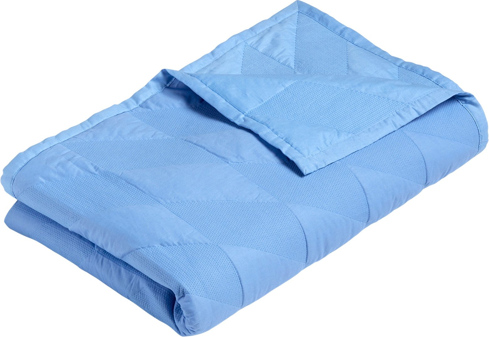 Kite Quilt Cover Bed 245 x 235 cm Sky Blue, HAY