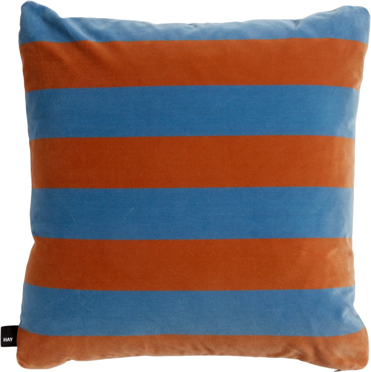 Soft Stripe Cushion 50 x 50 cm Soft Blue, HAY