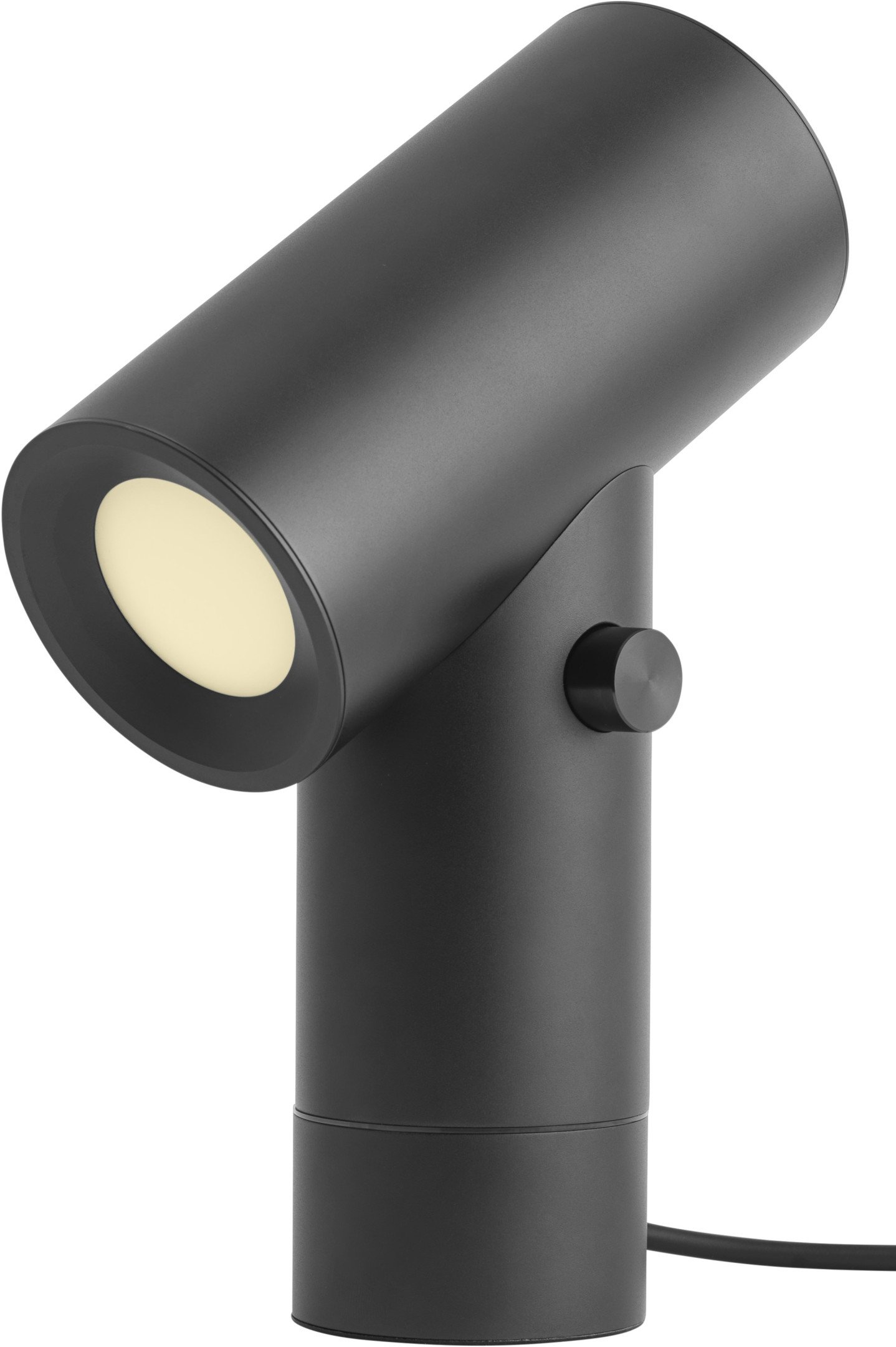 Beam Table Lamp Black by T. Chung for Muuto