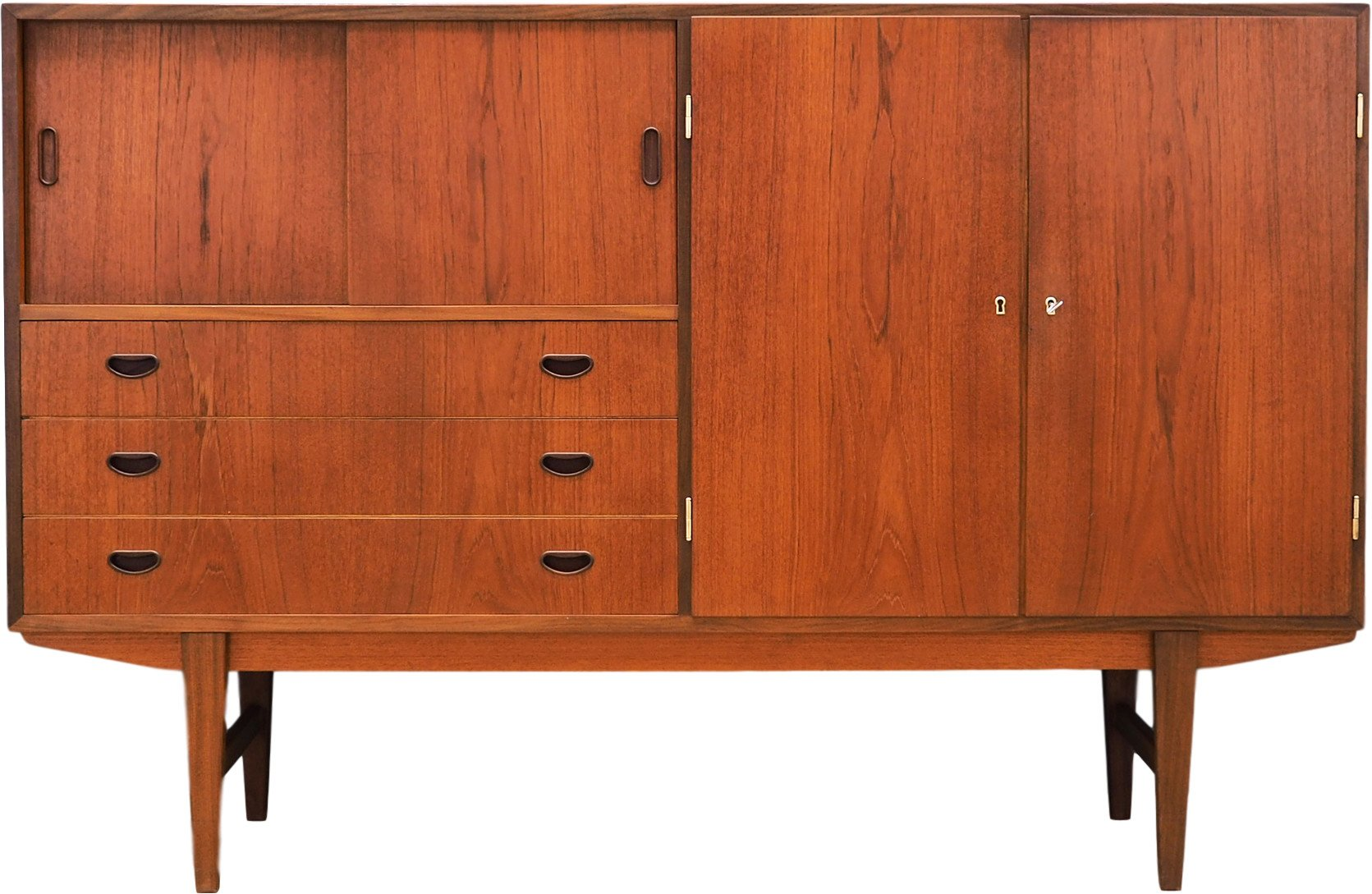 Highboard, Dania, lata 60.