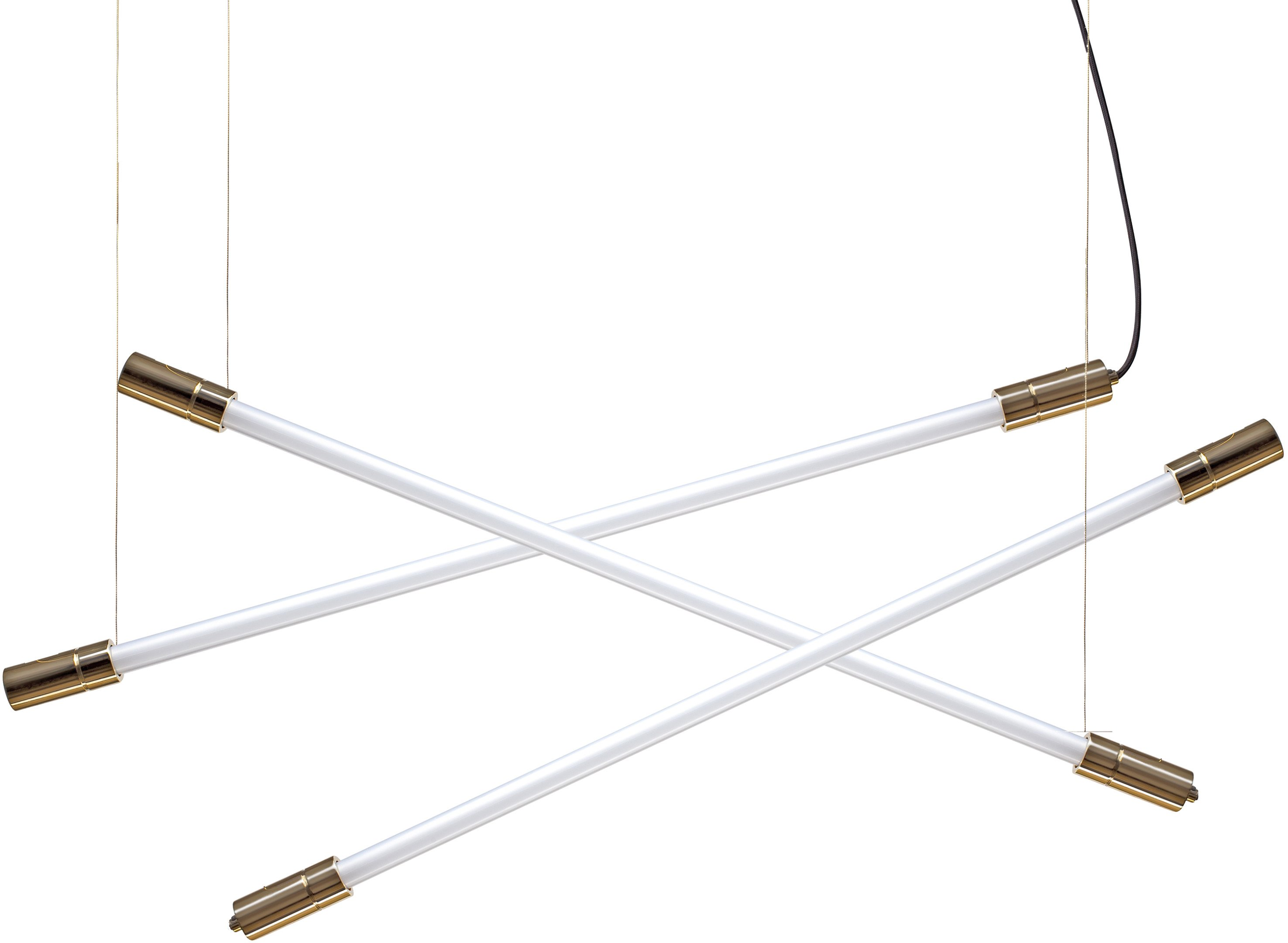 Set of Three Acra Suspended Lamps 125 by Lexavala
