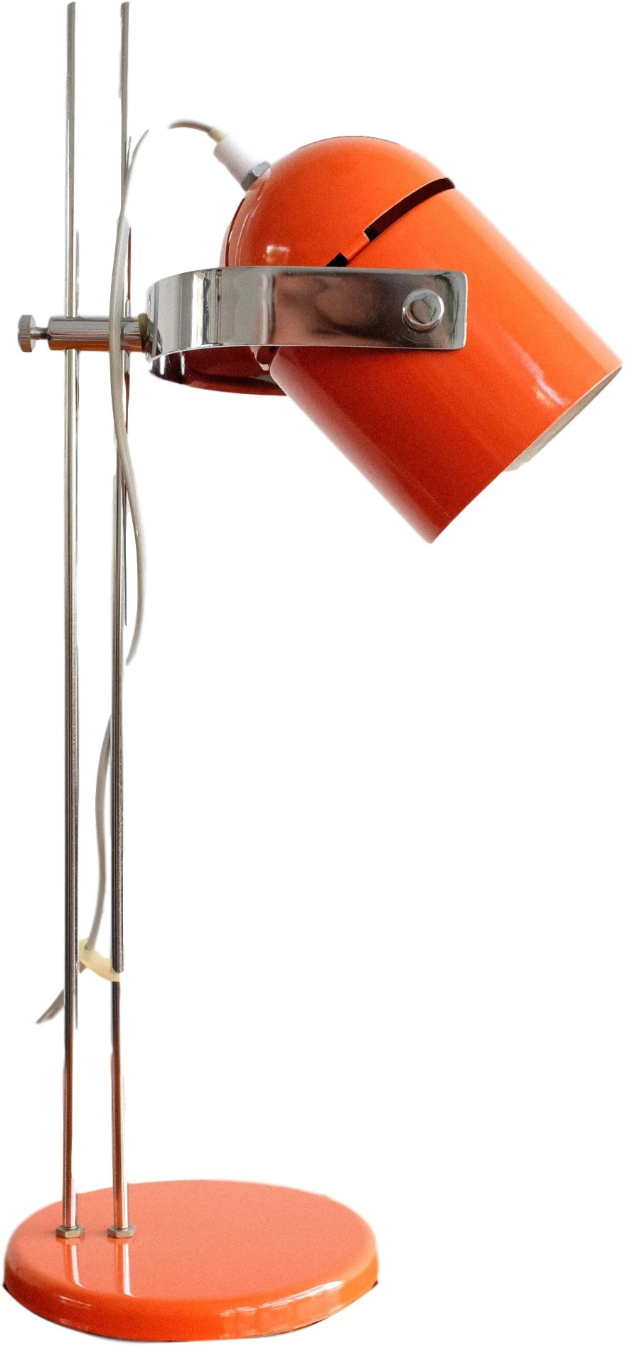 Table Lamp by S. Indra, Combi Lux, Czechoslovakia, 1970s
