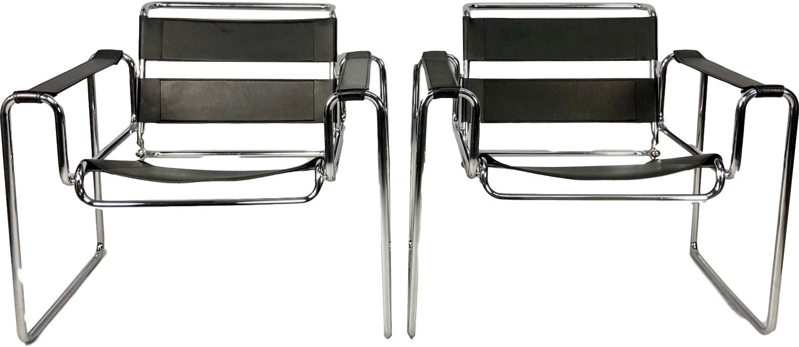 Pair of Armchairs, Tecta, Italy, 1980s