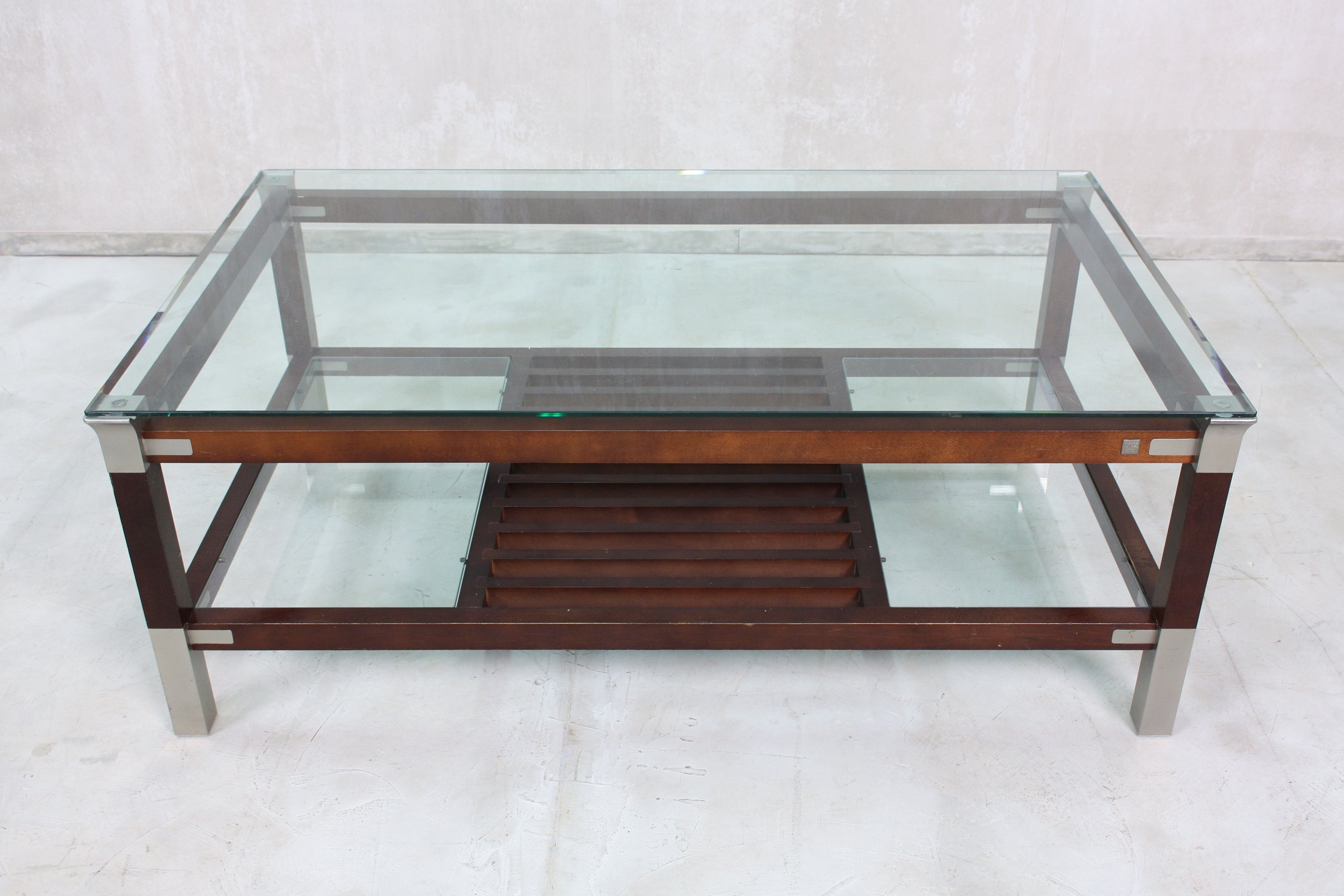 Coffee Table by P. Vandel, France, 1970s - 500819 - photo