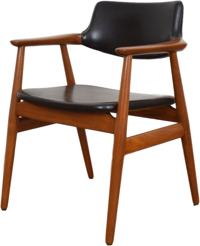 Chair by S. Å. Eriksen for Glostrup, Denmark, 1950s