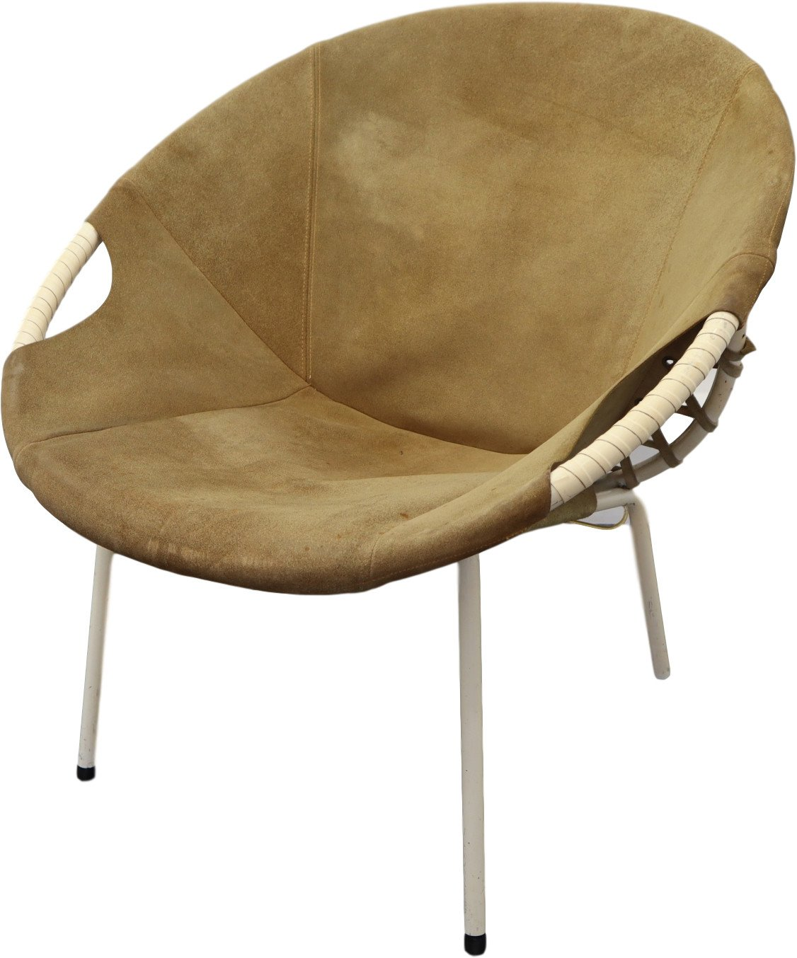 Armchair by E. Lusch for Lusch & Co., Germany, 1970s