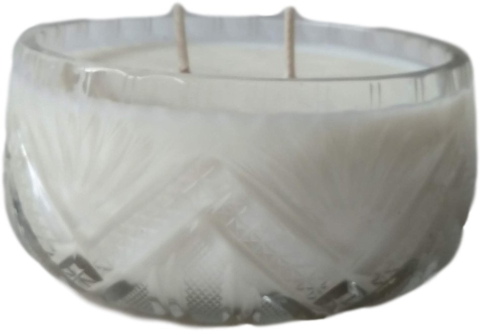 Soy Wax Candle Palo Santo, Vintage Candles