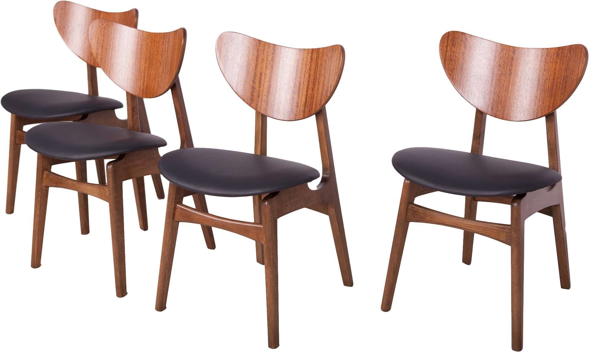 Set of Chairs, G-Plan, United Kingdom, 1960s
