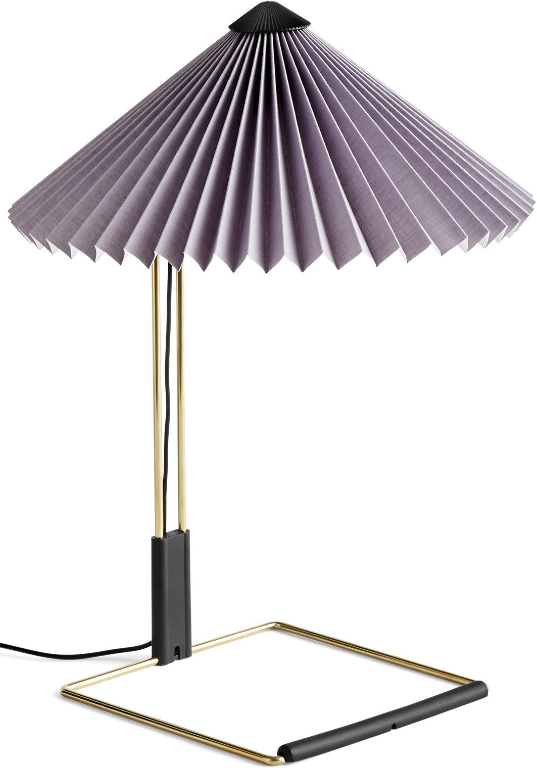 Table Lamp Matin S Ø300 Lavender by I. Sempé for HAY - 502000 - photo