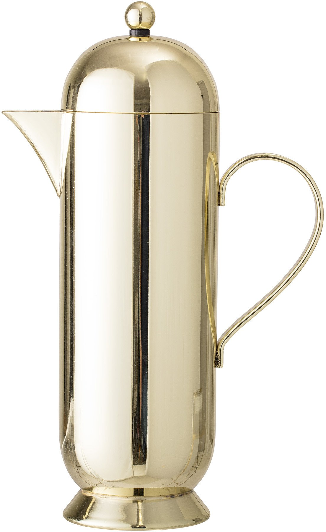 Gold Stainless Steel Coffee Press, Bloomingville - 502255 - photo