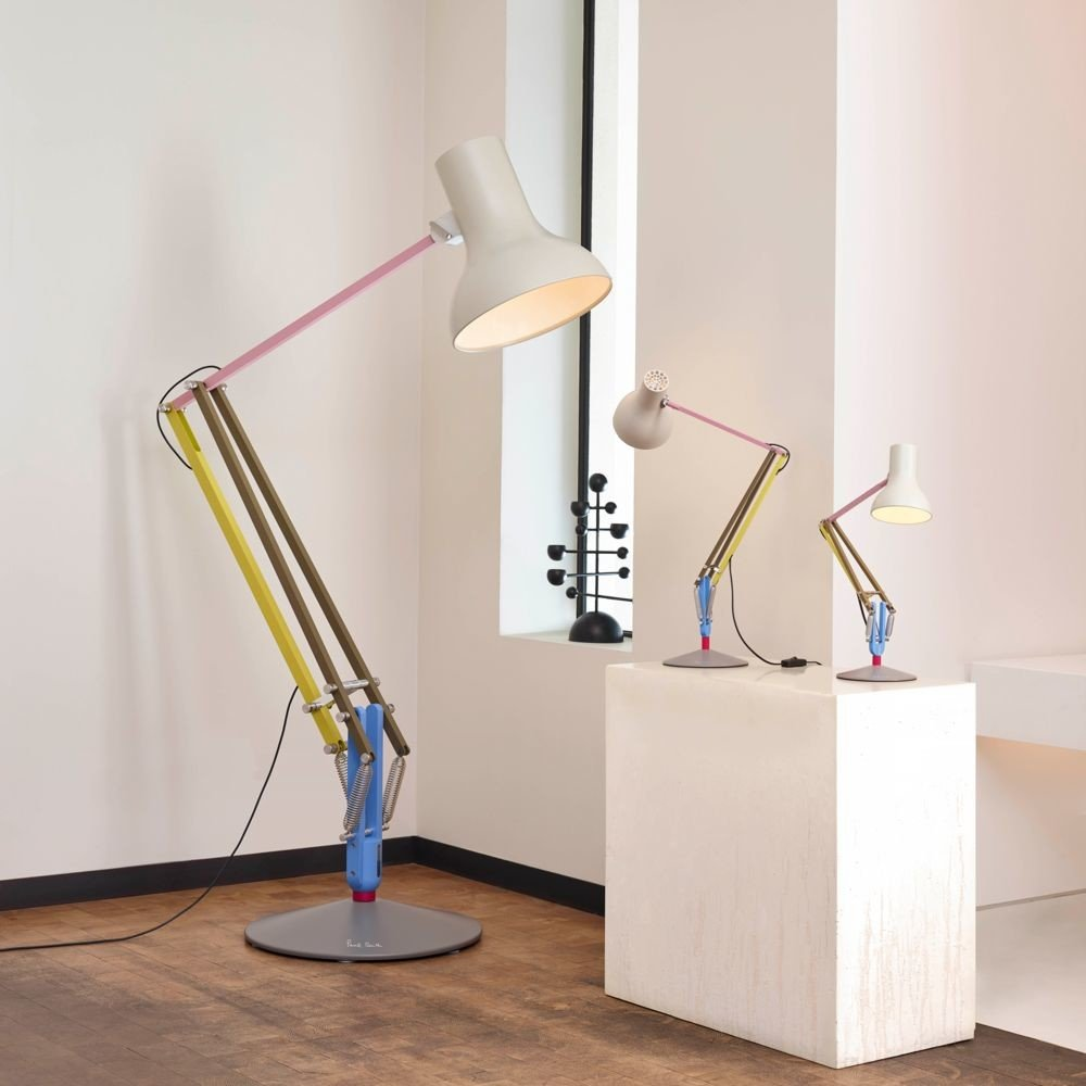Type 75 Mini Paul Smith Edition Desk Lamp Edition 1 by K. Grange for Anglepoise - 502942 - photo