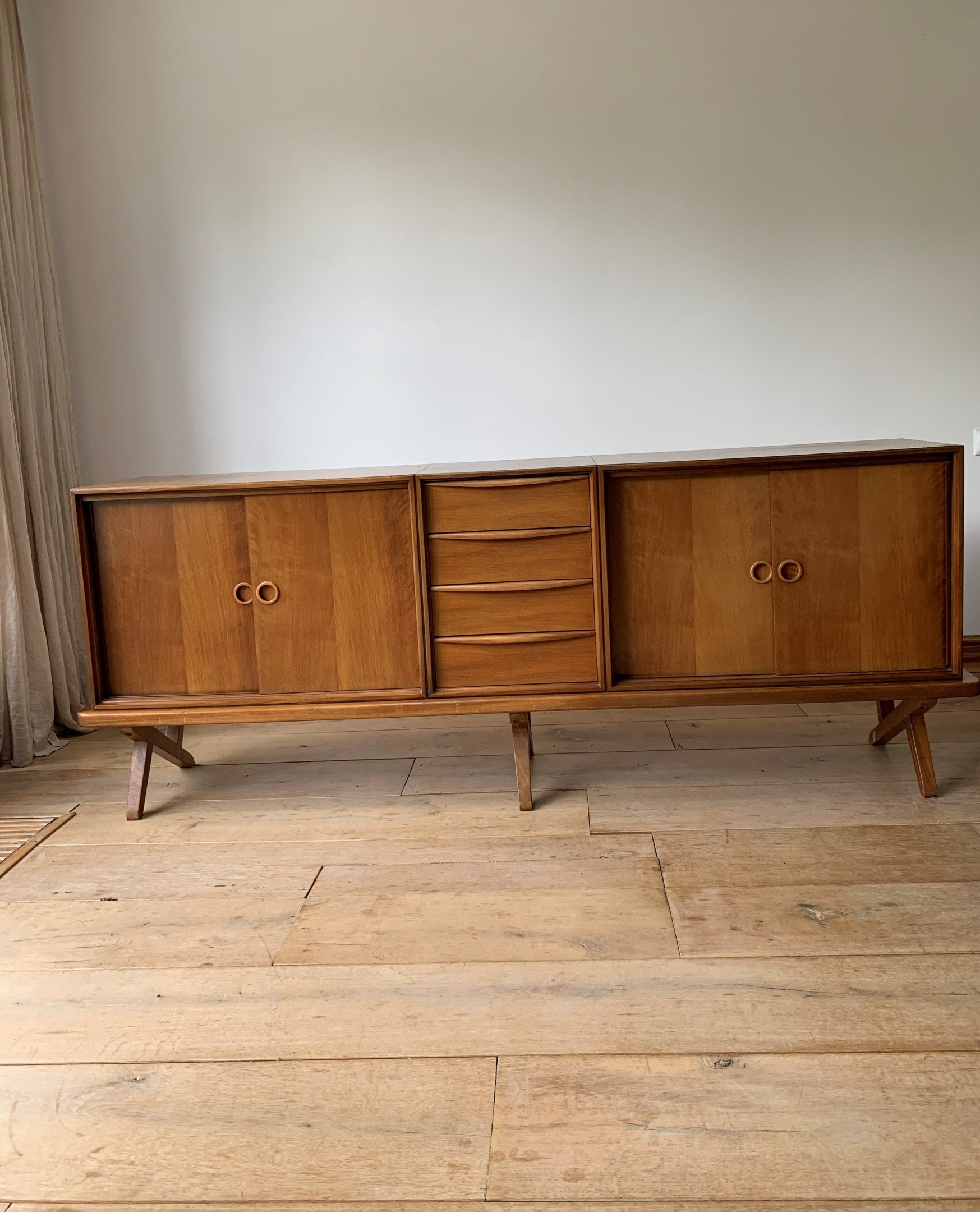 Sideboard by R. Glatzel, Fristho, Netherlands, 1950s - 503082 - photo