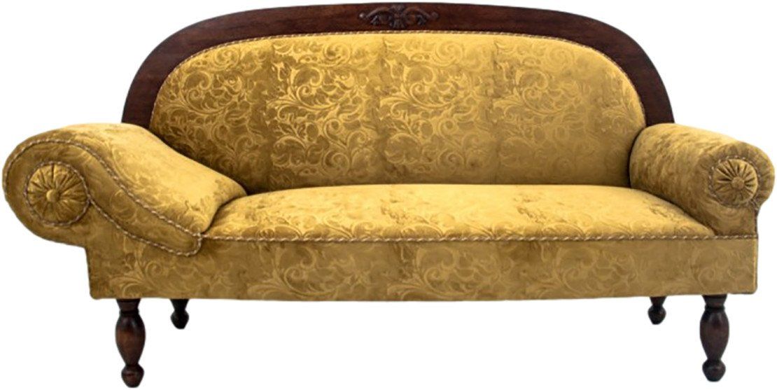 Chaise Lounge, 19th C.