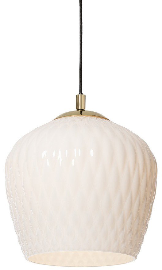 Pendant Lamp Venus 1 White, Kaspa - 504039 - photo