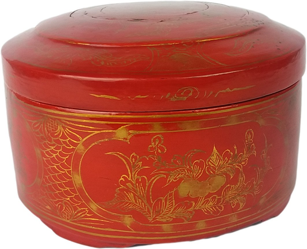 Container, China, 1980s