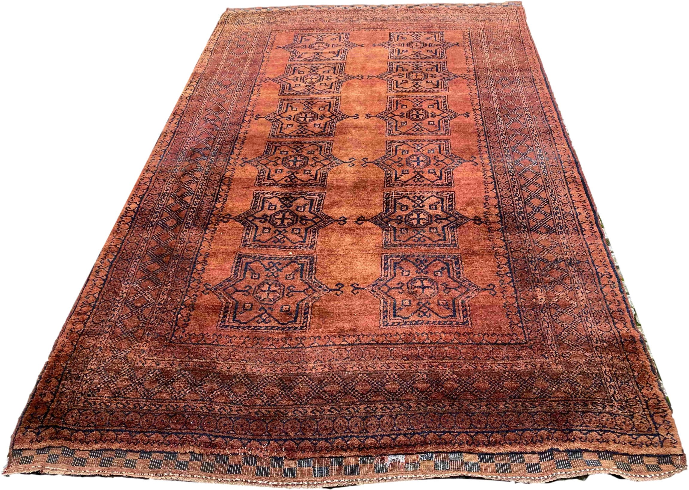 Carpet 210x315, Afghanistan, 1930s
