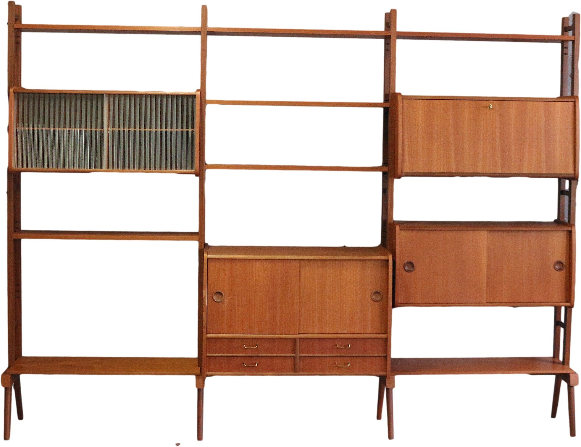 Wall Unit, Norway, 1960s