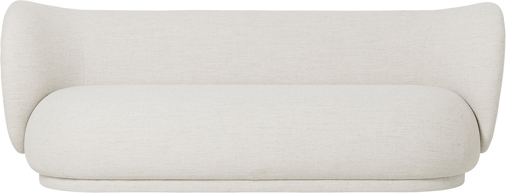 Sofa Rico Boucle Off-White, ferm LIVING