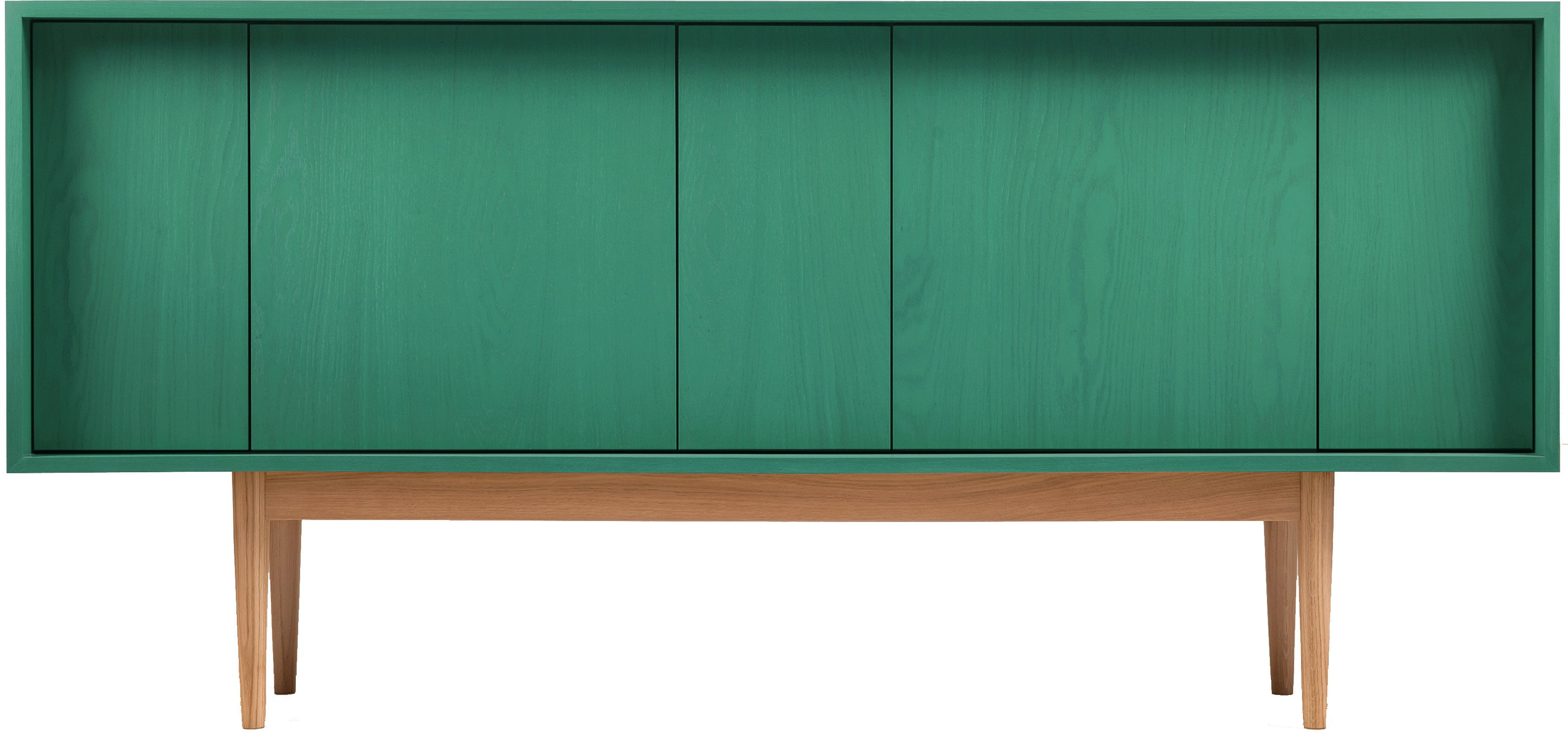 XOXO Kiss Sideboard L High Green by M. Kobiela for Phormy - 514599 - photo