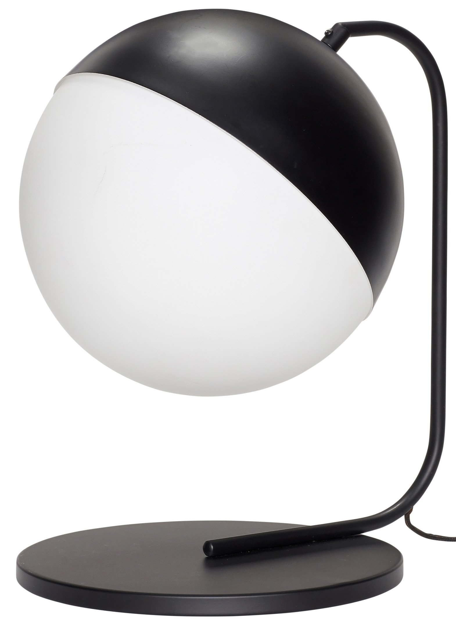 Table Lamp Black, Hubsch - 514726 - photo