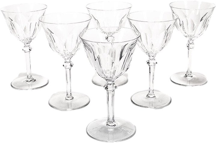 Set of Glasses, 1960s