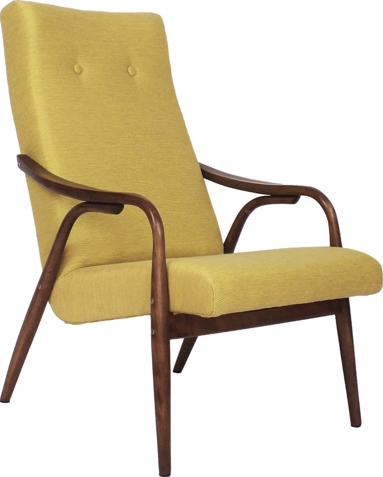 Armchair model 947, TON, Czechoslovakia, 1960s