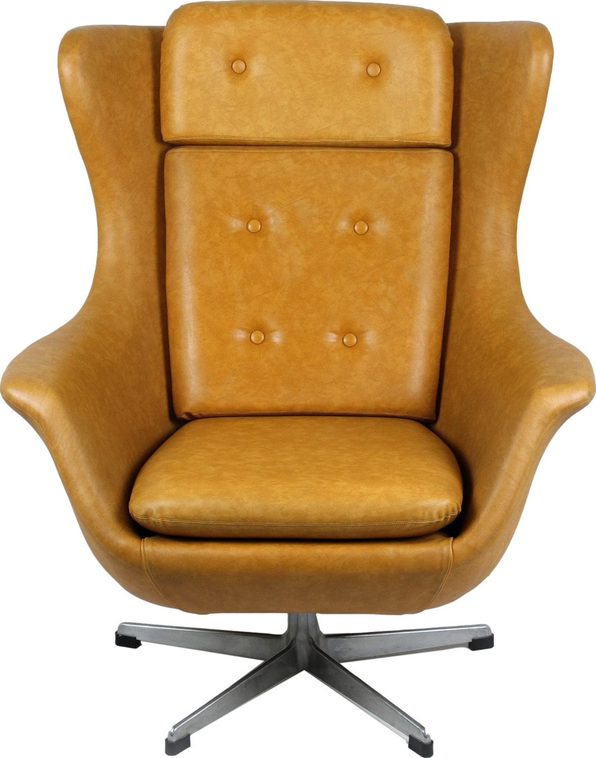 Swivel Chair, UP Závody, Czechoslovakia, 1970s