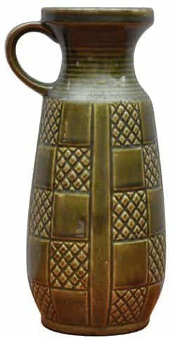 Wazon, West Germany Art Pottery