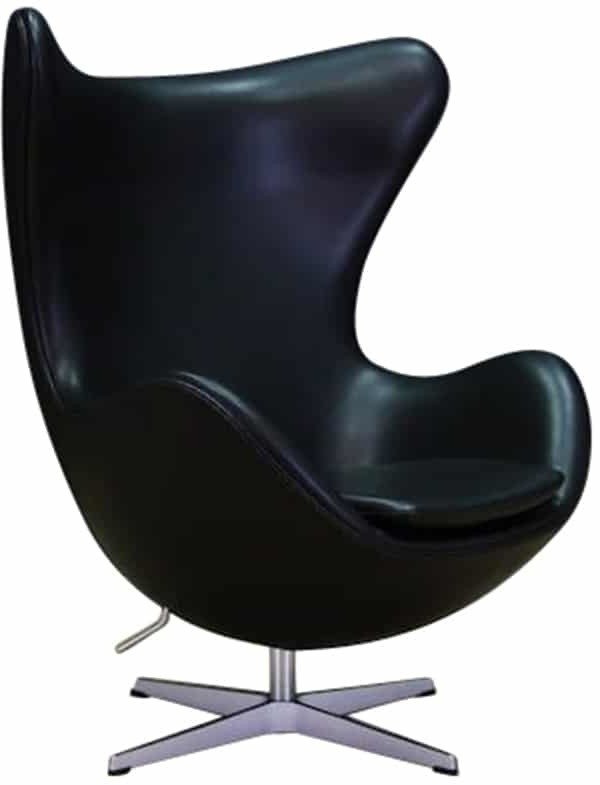 Fotel Egg Chair, proj. A. Jacobsen, lata 90.