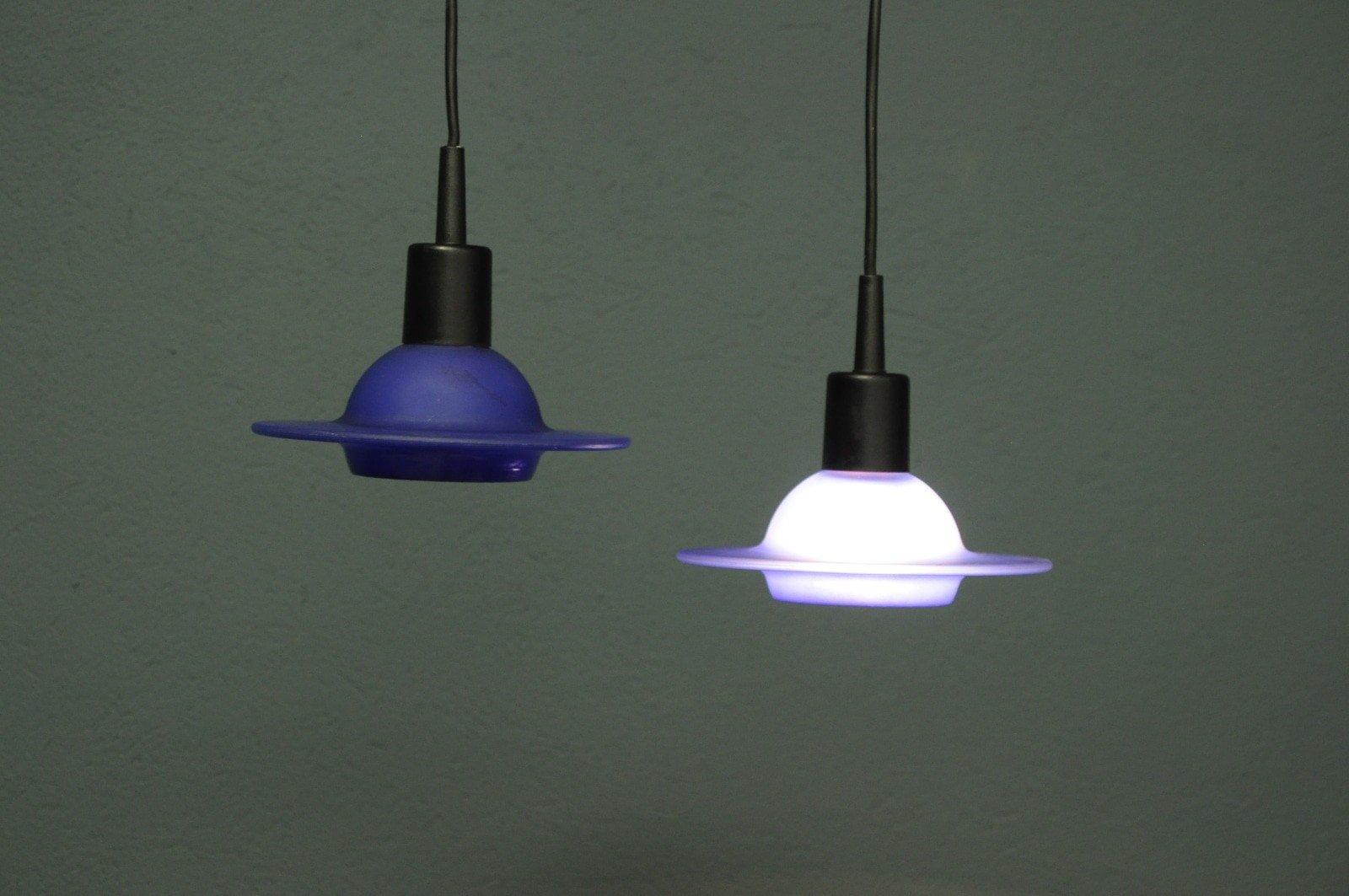 Para lamp, Design Light A/B, Dania, lata 80.