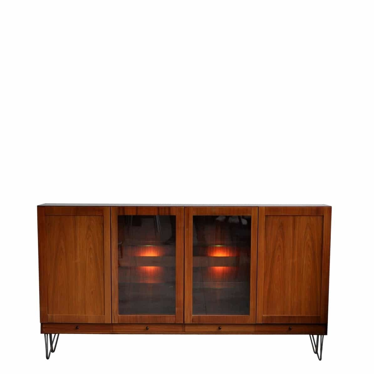 Highboard, Dania, lata 70.