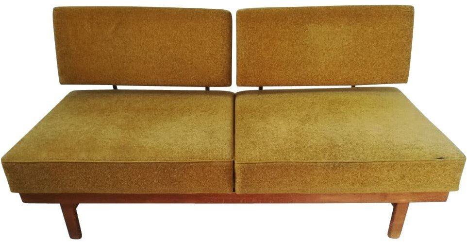 Sofa Stella Magic, proj. W. Knoll, Niemcy, lata 50.